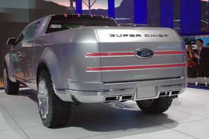Ford Super Chief_rearend