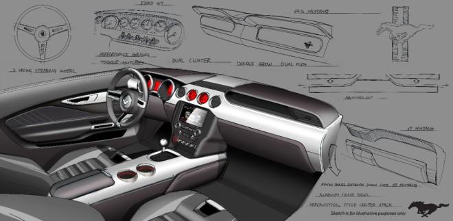 Mustang_Interior_Sketch