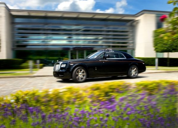 ROLLS-ROYCE PHANTOM COUPÉ, THE COURSE DIRECTOR'S CAR AT THE GOODWOOD FESTIVAL OF SPEED, 2014