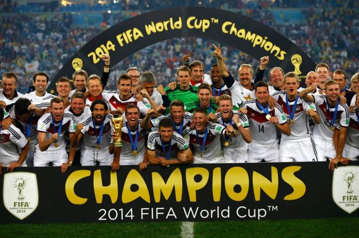 FIFA World Cup final - Germany v. Argentina