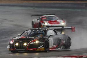 Audi R8 LMS ultra #1 (Belgian Audi Club Team WRT), Christopher MiesCésar RamosLaurens Vanthoor
