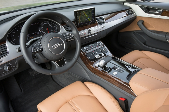 2014 Audi A8 Argusbrown V6 - instagram.com/samisiddiqi1/