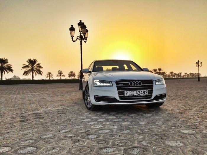 2014 Audi A8L 3.0 - instagram.com/samisiddiqi1/