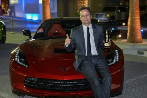 2014 Chevrolet Corvette Stingray is MECOTYs Best Performance Coupe