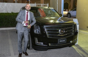 2015 Cadillac Escalade Earns MECOTY Award for Best Large Premium SUV (2)