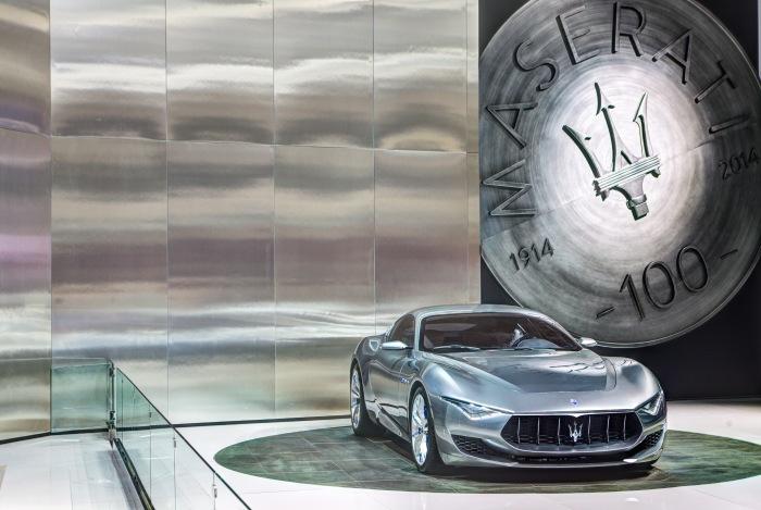 Maserati_2015 Detroit auto show_Alfieri concept