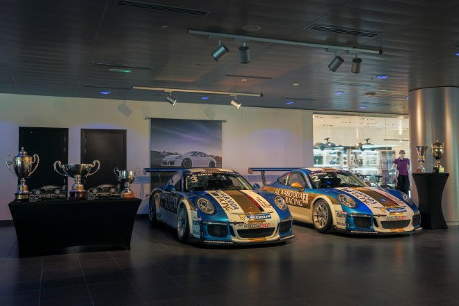 Al Nabooda Racing Cars