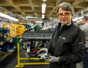 Dr. Ralf Speth - CEO Jaguar Land Rover