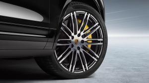 Porsche Cayenne Turbo S6