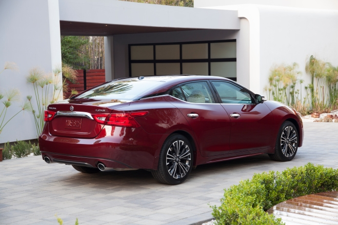Created by driving enthusiasts for driving enthusiasts, the dramatically styled 2016 Nissan Maxima looks like nothing else on the road today - and drives like nothing in the segment. The all-new Nissan flagship not only resets Maxima's iconic