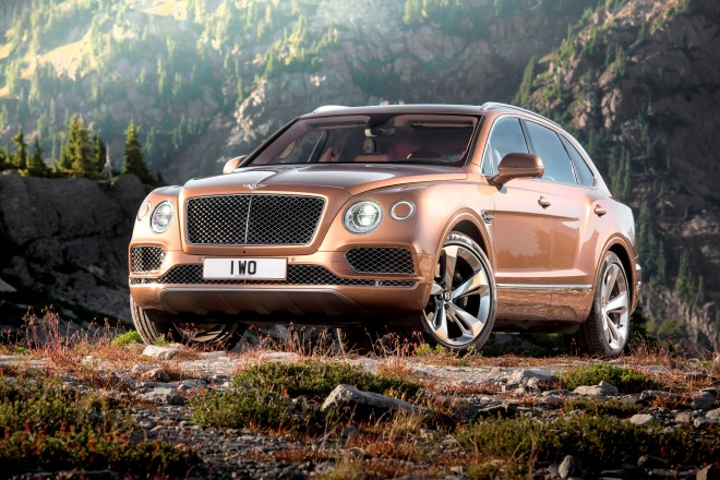Bentley Bentayga-1