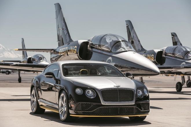 Bentley Breitling