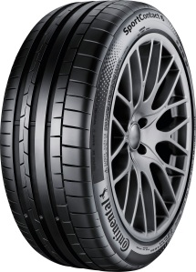 Image 3 - Continental SportContact 6 super sports tire