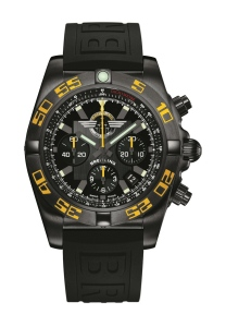 Image 4 - Chronomat 44 Breitling Jet Team limited edition timepiece_front image