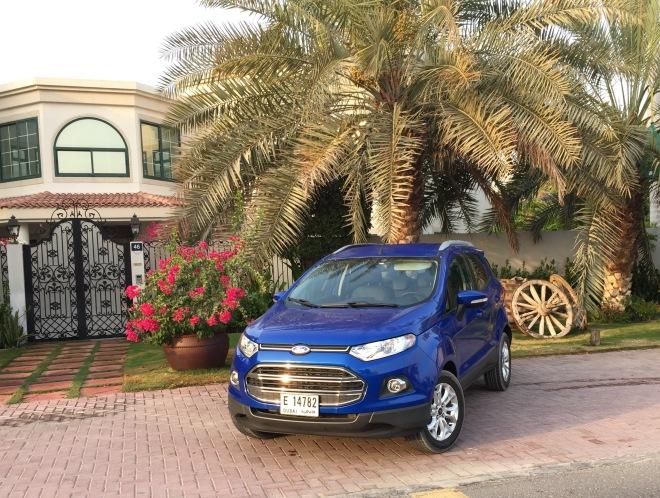 2015 Ford EcoSport Titanium - instagram.com/samisiddiqi1/
