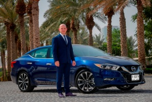 Samir Cherfan, Managing Director of Nissan Middle East