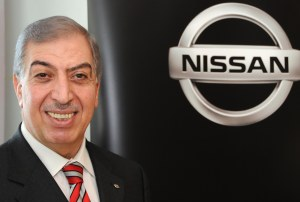 Michel Ayat, CEO at Arabian Automobiles