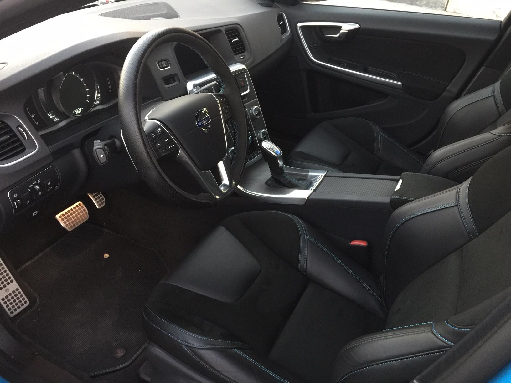 Volvo S60 T6 AWD Polestar - Interior