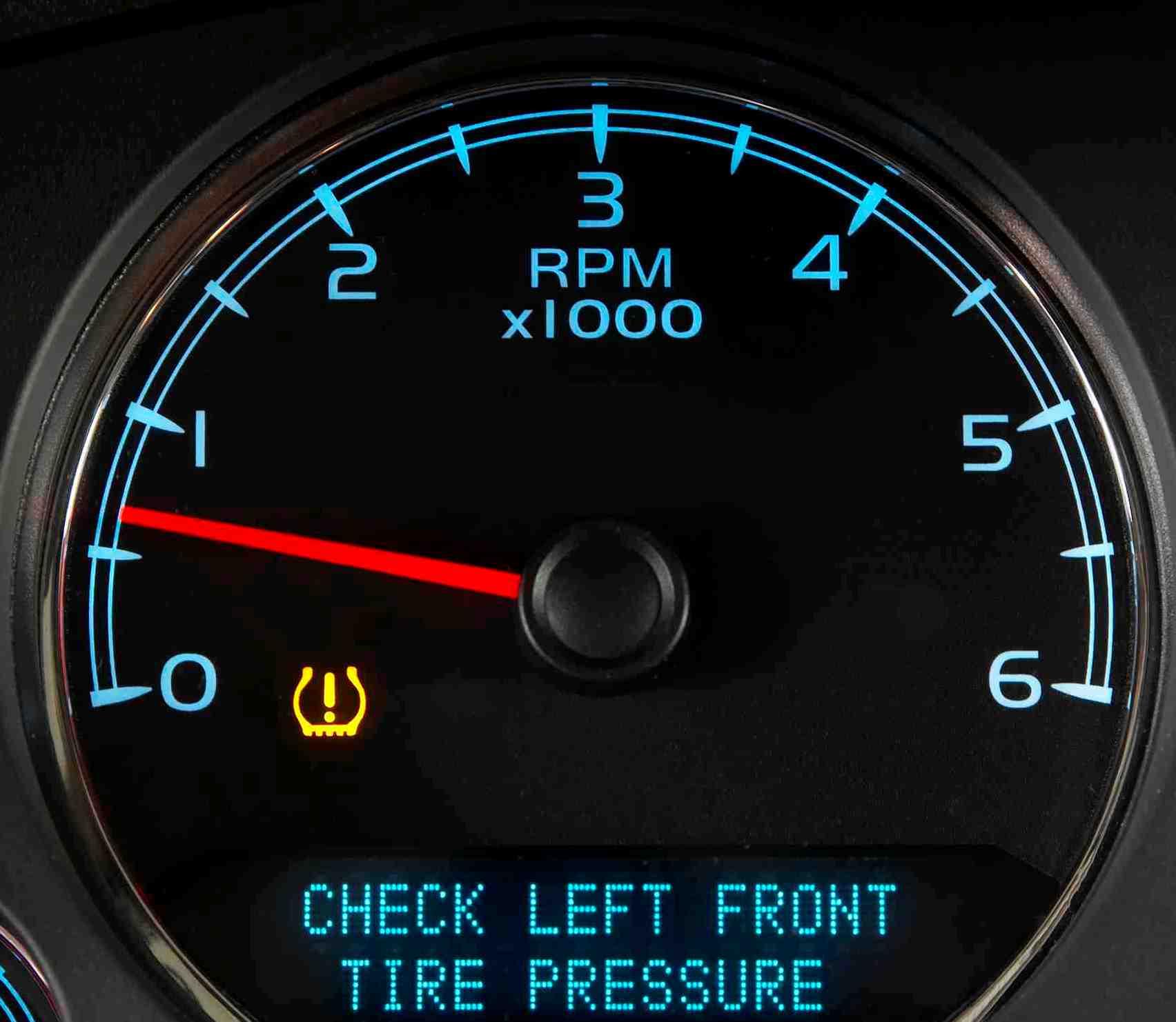 Tire Pressure Warning1