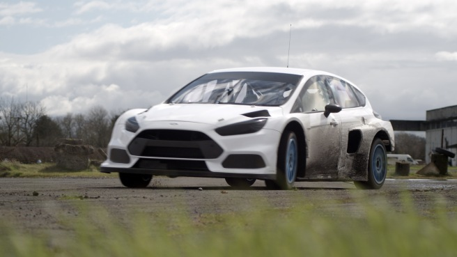 The Ford Focus RS RX was designed to be the ultimate rallycross vehicle in the FIA World Rallycross Championship.