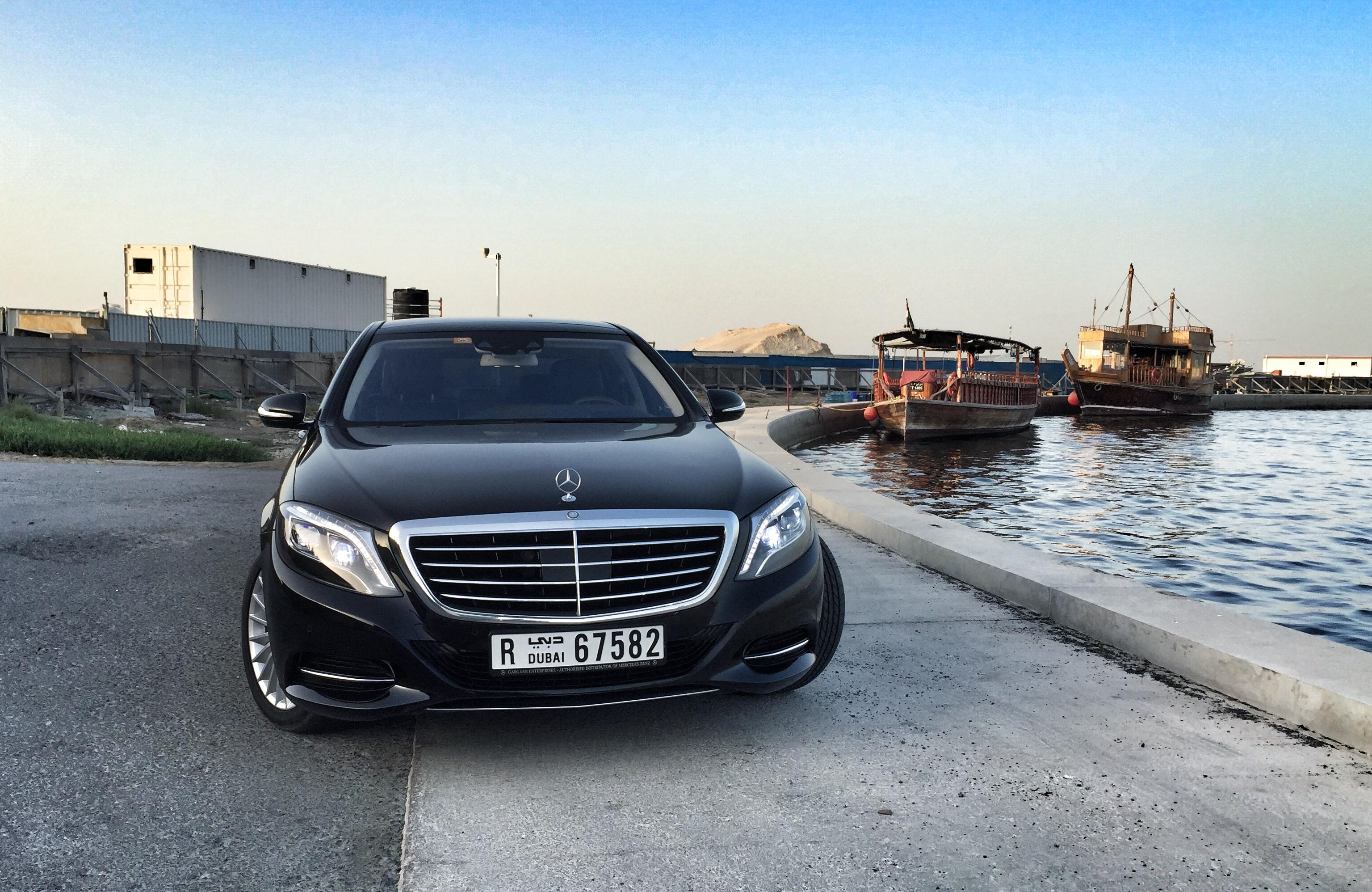 2016 Mercedes-Benz S400 - Front 3Q - instagram.com/samisiddiqi1/