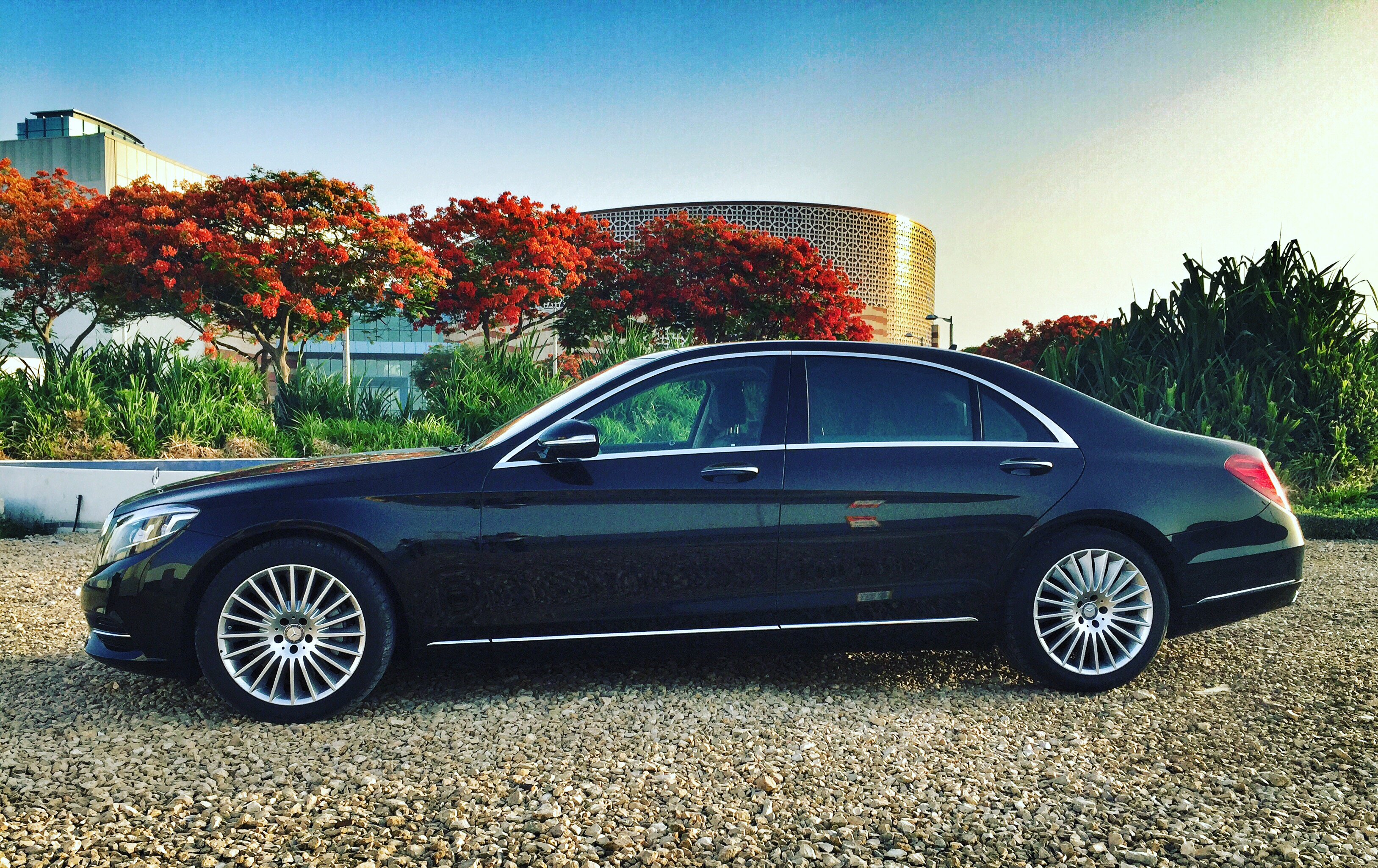 2016 Mercedes-Benz S400 - Side View - instagram.com/samisiddiqi1/