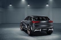 'Lean-Forward', coupe-like silhouette.