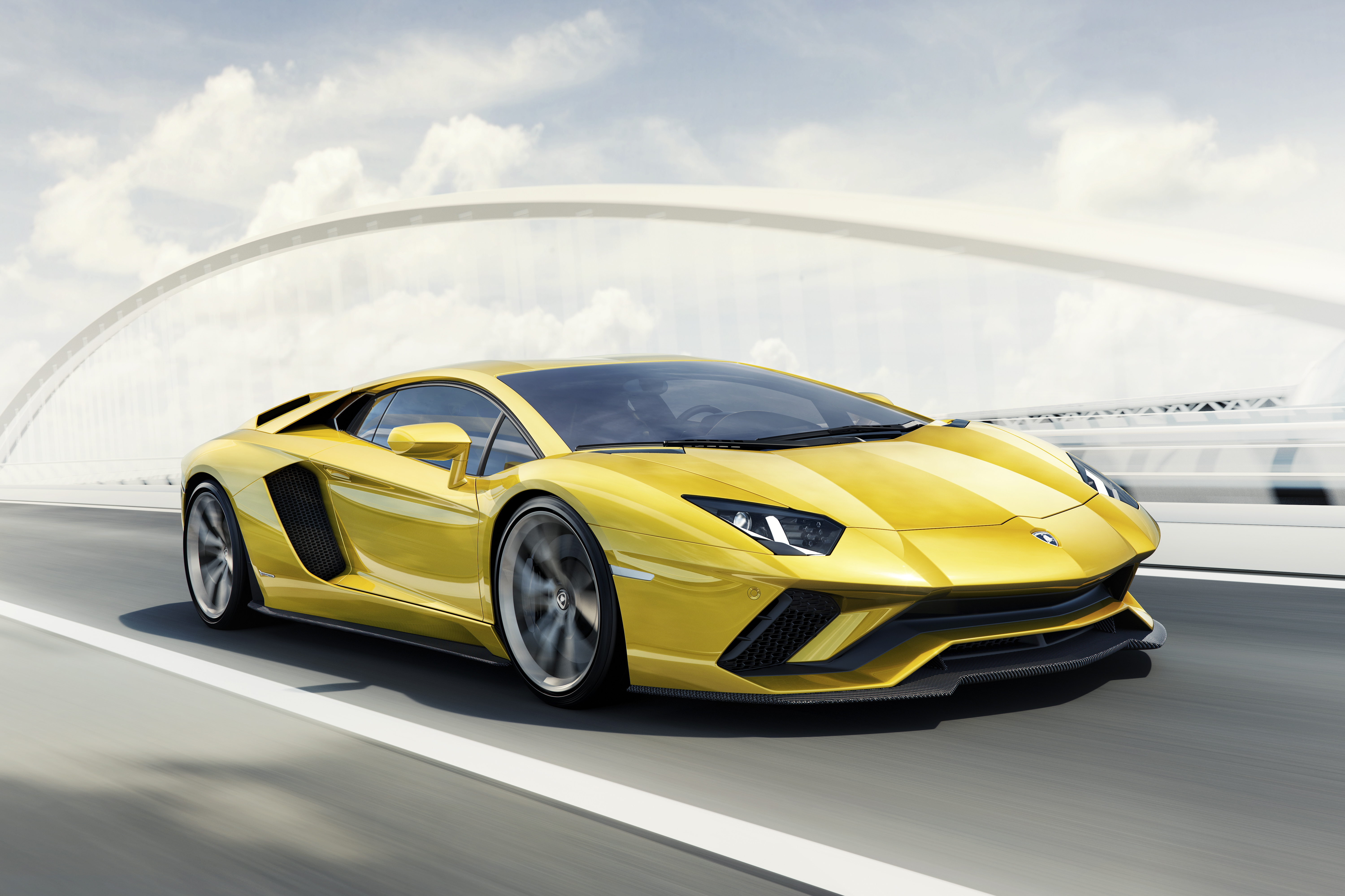 aventador raging new mirror poster lamborghini in a shattering s and numbers about big as miura is rearview iconic now coupe produces the all records stellar bull