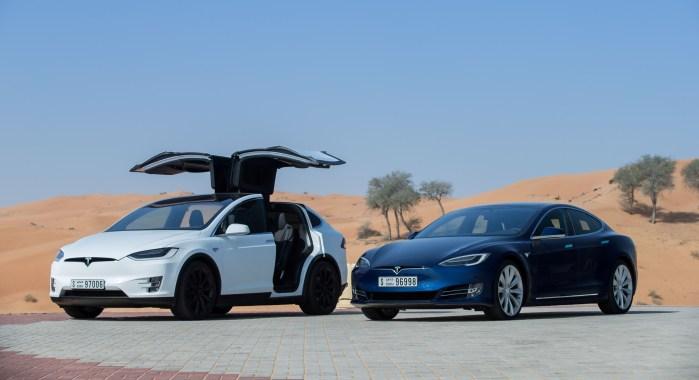 Tesla Model X and Model S.JPG